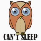 Insomnia Owl by EskimoGraphics