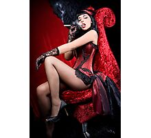 Burlesque Photographic Print