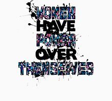 women have power over themselves Mens V-Neck T-Shirt