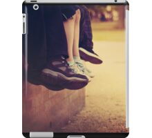 Take the weight off! iPad Case/Skin