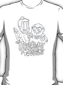 Gruesome Twosome - It's always sunny in Philadelphia fan art T-Shirt