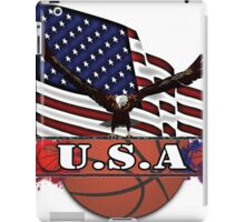 USA Basketball iPad Case/Skin