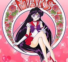 Sailor Mars by Rickykun