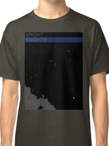 Dark Night Sky Classic T-Shirt