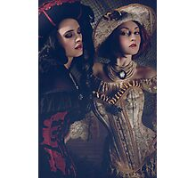 Queen Pirates Photographic Print