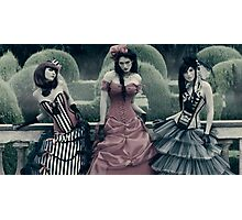 Ladies Day Out Photographic Print