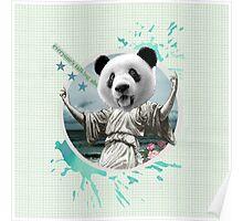 DANCING PANDA Poster