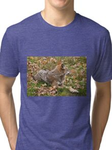 Camera Shy Tri-blend T-Shirt