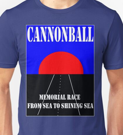 Cannonball Unisex T-Shirt
