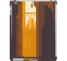 8bit Sunset iPad Case/Skin