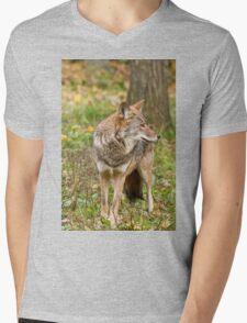 This side Mens V-Neck T-Shirt
