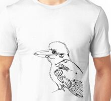 West Coast Kookaburra Unisex T-Shirt