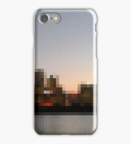 Sydney City Pixels iPhone Case/Skin