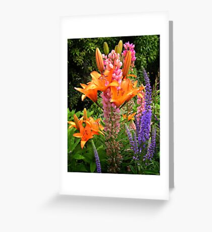 Destinys intwined Greeting Card