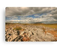 Mullaghmore mountain Canvas Print