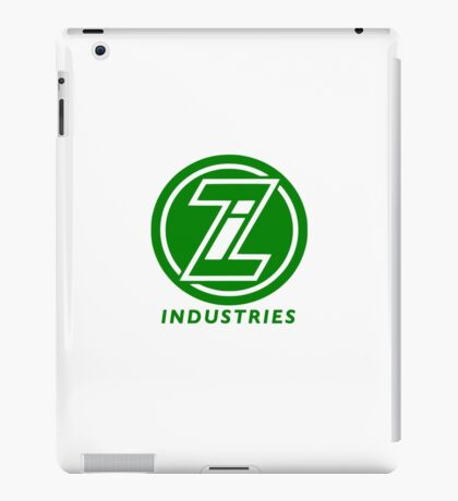 Zorin Industries iPad Case/Skin