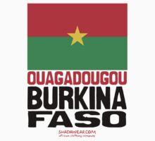 Burkina Faso represent by kaysha