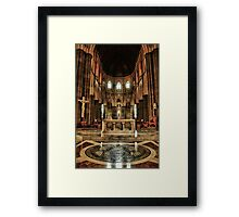 Cathedral #2 Framed Print