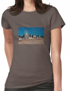 Wheel of Weston Womens Fitted T-Shirt