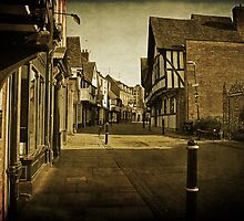 Greyfriars, Worcester by Lissywitch