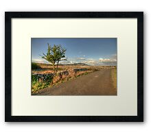 Mullaghmore and Knockanes Framed Print
