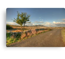 Mullaghmore and Knockanes Canvas Print