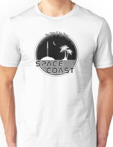 Chris and Jen Show - Space Coast - Black Unisex T-Shirt