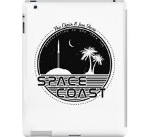 Chris and Jen Show - Space Coast - Black iPad Case/Skin