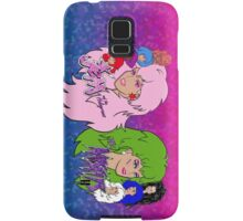 Jem and the Holograms Vs The Misfits Samsung Galaxy Case/Skin