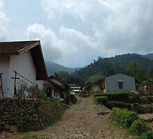 worker village by bayu harsa
