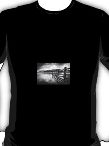 Fence Reflections  T-Shirt