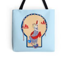 Tarot Two of Coins Tote Bag