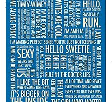 Doctor who quotes by Hitninja