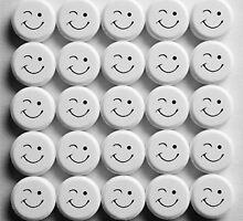 Happy Pills by Andrew Bret Wallis