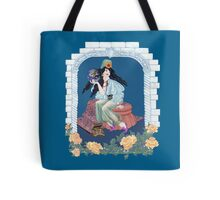 Tarot Ace of Coins/Pentacles Tote Bag