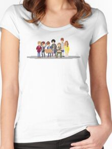 The Goonies! Women's Fitted Scoop T-Shirt