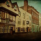 King Charles House, Worcester by Lissywitch