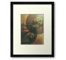 BrumGraphic #27 Framed Print