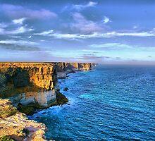 Great Australian Bight by Robyn Maynard