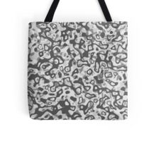 Multi Layer Abstract Pattern Grey 2 Tote Bag