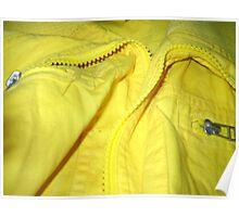 Yellow Jacket Poster