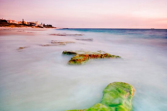 North Cottesloe Beach by Ben Reynolds