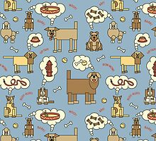 What Dogs Think About by Lisann