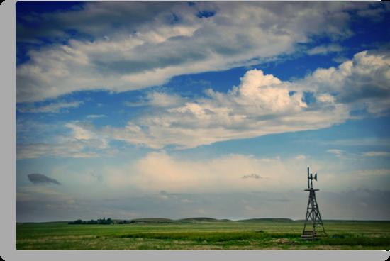 The Border Radio by John  De Bord Photography
