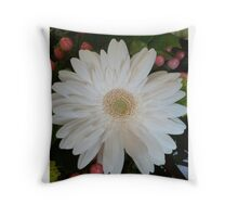 Welcoming 3 Throw Pillow