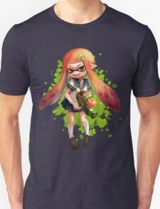 SQUID SCHOOLGIRL Unisex T-Shirt