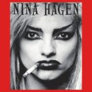 niNa hAgEN, high priestess of pUnK! by watertigerleo
