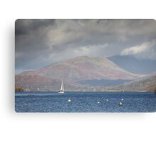 Lake Windermere, Lake District Canvas Print