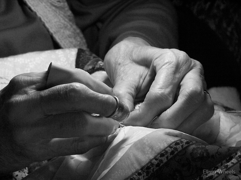With these hands ... by Ell-on-Wheels
