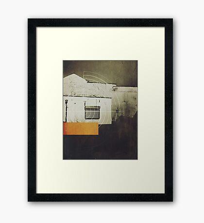 BrumGraphic #19 Framed Print